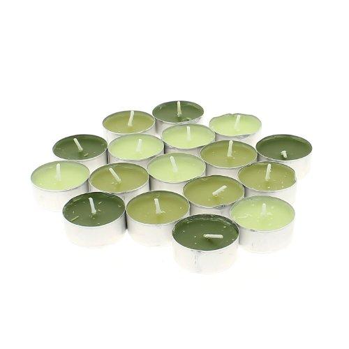 Izaneo - Coffret de 30 bougies parfum pomme