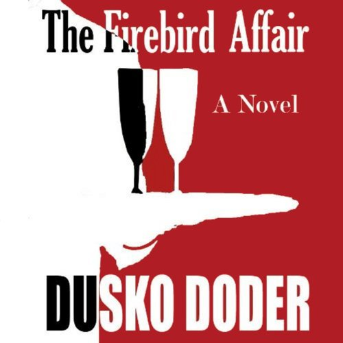 The Firebird Affair audiobook cover art