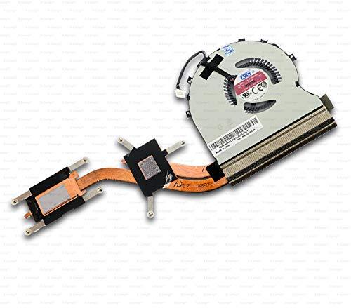 X-Comp Ventilador de CPU 00PA929 para Lenovo Thinkpad Yoga 460 20EL 20EM Yoga P40 20GQ 20GR S3 Yoga 14 20FY