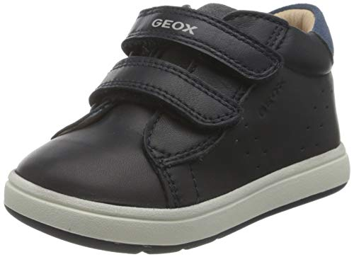 Geox Baby-Jungen B BIGLIA Boy D First Walker Shoe, Blau (Navy), 22 EU