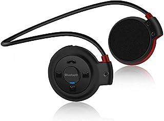 comprar comparacion Auriculares Bluetooth Deporte, Estéreo Auricular V4.1 Deportivo Resistente al Sudor, Soporte Tarjeta TF Jugar y Radio FM, ...