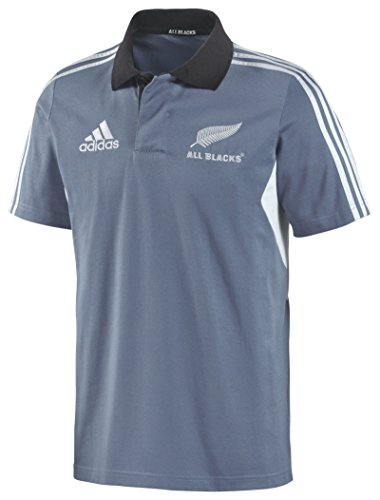 Adidas All Blacks Polo - Gris Ardoise