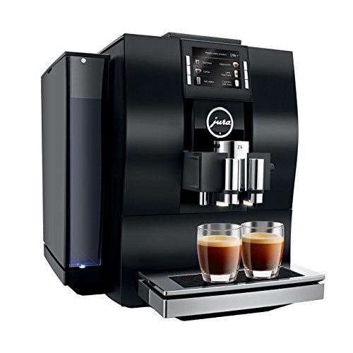 JURA Z6 Independiente Máquina espresso Aluminio, Negro 2,4 L Totalmente automática - Cafetera (Independiente, Máquina...