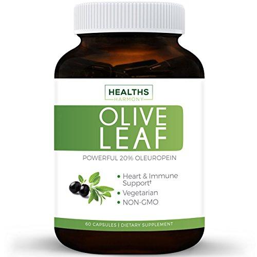 Olive Leaf Herbal Supplements