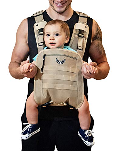 Eagle's Nest- Baby Carriers for Extraordinary Parents (Desert)