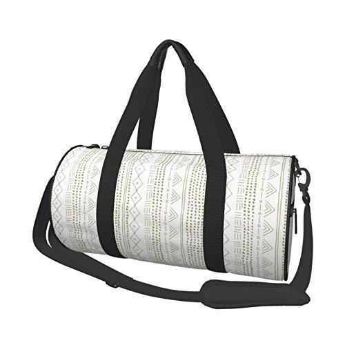 Bolsa de deporte multifunción para gimnasio, unisex, bolsa de lona de gran...