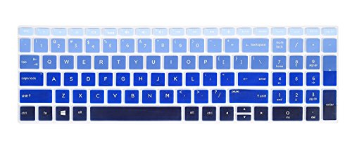 Keyboard Cover for 2018 HP 17.3 Inch Flagship Laptop Computer, HP 17.3