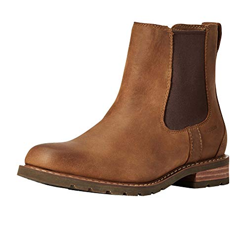 ARIAT Wexford H2O Womens Boots UK 5 Weathered Brown