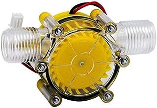 Summerwindy 10W Bomba De Flujo De Agua Hidro Generador Turbina De Flujo Hidráulico Conversión 12V