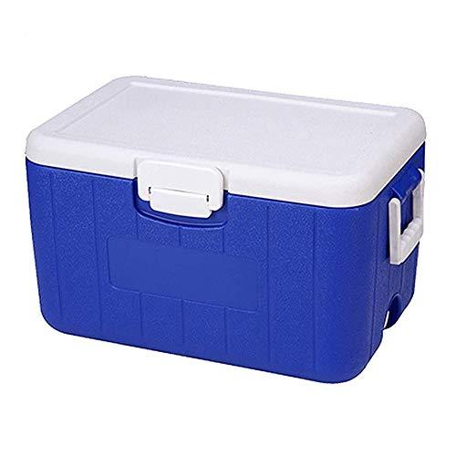 YANGYUAN Cubo de Hielo al Aire Libre - Mini PU Aislamiento Coche de refrigerador del Cubo de Champán Vino Tinto Cubo de Hielo Ice Box Pesca Caja Cubo de Hielo Cubo de mariscos (Size : 50L)