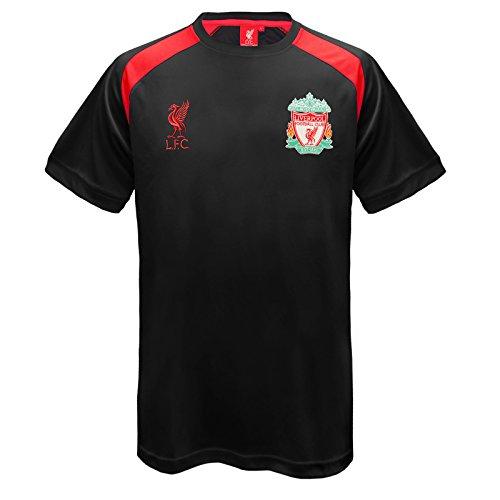 Liverpool FC - Camiseta oficial de entrenamiento - Para hombre - Poliéster