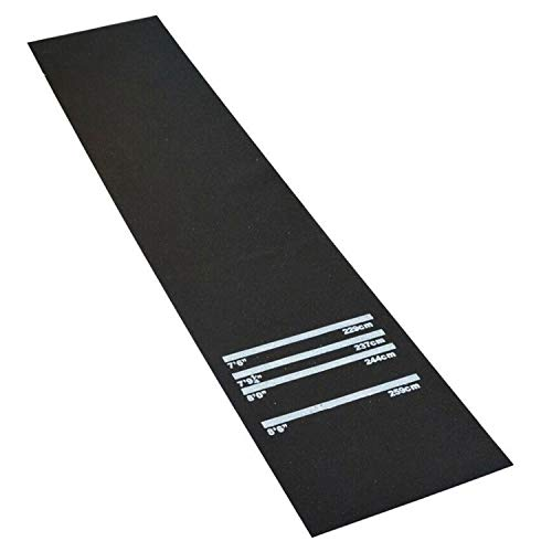 lehom Heavy Duty Darts Mat with Throw Lines...