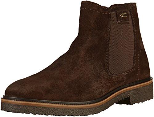 camel active Herren Trade 13 Chelsea Boots, Braun (Mocca 1), 41 EU (7.5 UK)