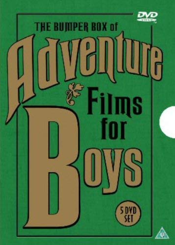 The Bumper Box Of Adventure Films For Boys