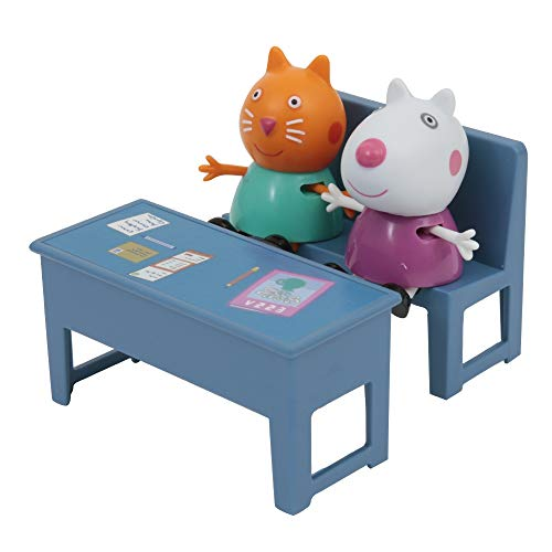 Giochi Preziosi Peppa Pig La Classe di Peppa Pig con Personaggi