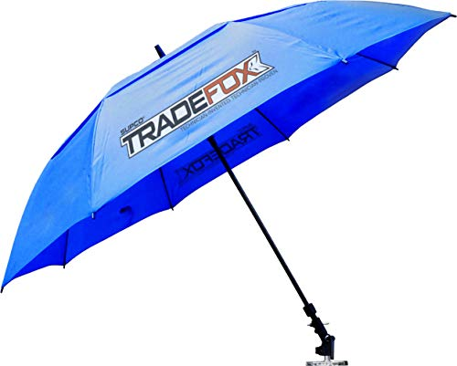 Supco TradeFox 60' Umbrella with Magnetic Base Kit MUKIT Stay Cool and Dry when Doing Outdoor Repair Work