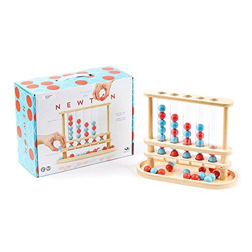 Marbles 6045061 - Newton, Taktikspiel von Marbles, hochwertiges Material, einfache Spielregeln