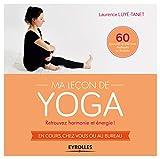 Ma leçon de yoga : Retrouvez harmonie et énergie ! En cours, chez vous ou au...