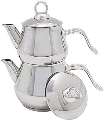 Destalya Turkish Teapots (Burcu mini metal)