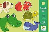Djeco-Educativos Puzzle Duo Animales (38147)