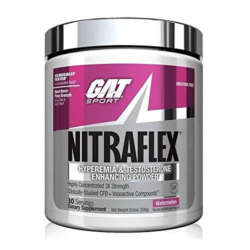 GAT Sport NITRAFLEX Pre-Workout Powder