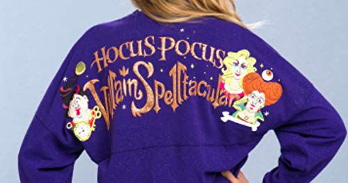 jersey Disney Parks Spirit Hocus Pocus Halloween Party 2019 xs Purple