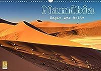 Namibia - Magie der Weite (Wandkalender 2022 DIN A3 quer): Hochwertiger Fotokalender mit Motiven aus Namibia. (Monatskalender, 14 Seiten )