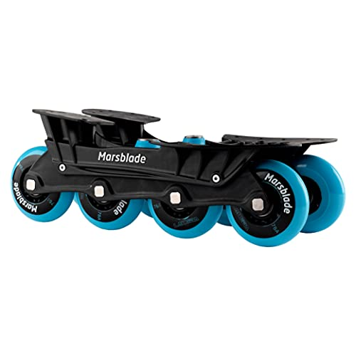 Marsblade O1 Kit - Hockey Off-Ice Training Chassis for Ice and Roller Skates (Large)
