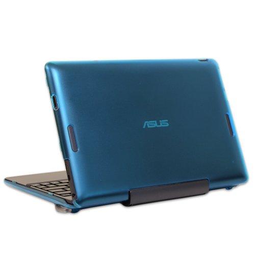 mCover Hartschalen-Schutzhülle für Asus Transformer Book T100TA / TAM/TAF Serie 2-in-1 Ultraportable Laptops (32 GB / 64 GB Version) Aqua