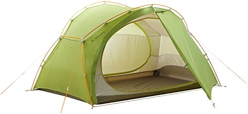 VAUDE 2-personen-zelt Low Chapel L 2P, avocado, one size, 128244510