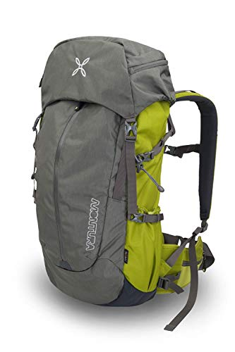 Montura Zaino CERVINO 35 Backpack in Cordura - Grigio/Verde