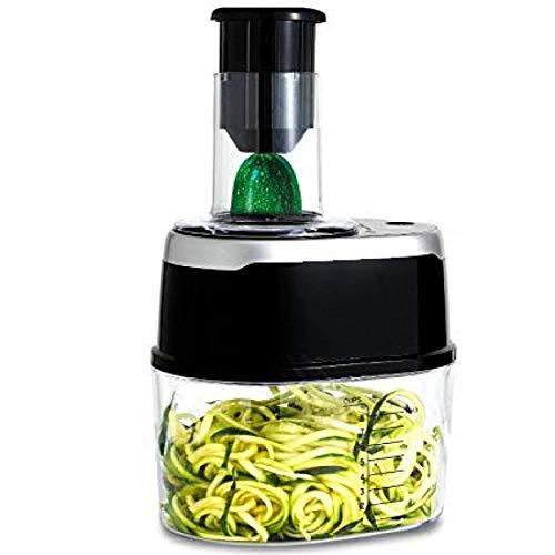 Cortador Legumes Espiral Elétrico Espaguete Legumes 110V
