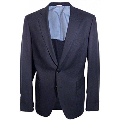Gant Blazer bleu marine à double ventilation - Bleu - 42
