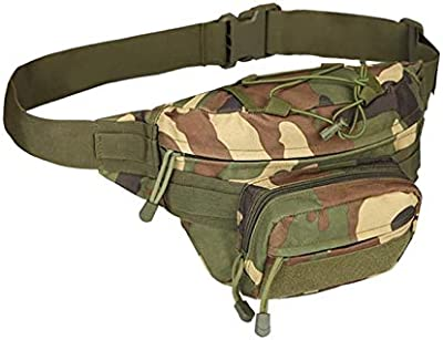 Oxford Waist Packs Belt Bag Men Fanny Pack Military Pouch Small Casual Travel Chest Camouflage Bags