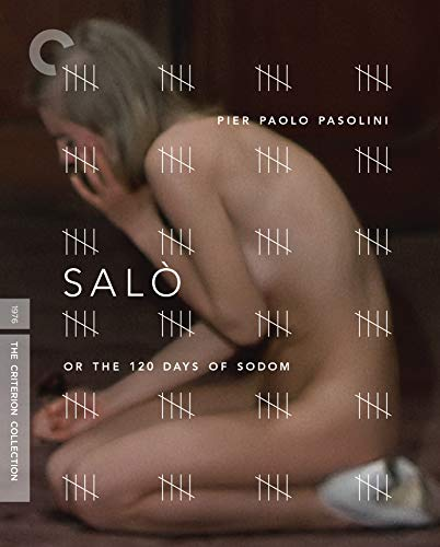 Salò, or the 120 Days of Sodom (The Criterion Collection) [Blu-ray]