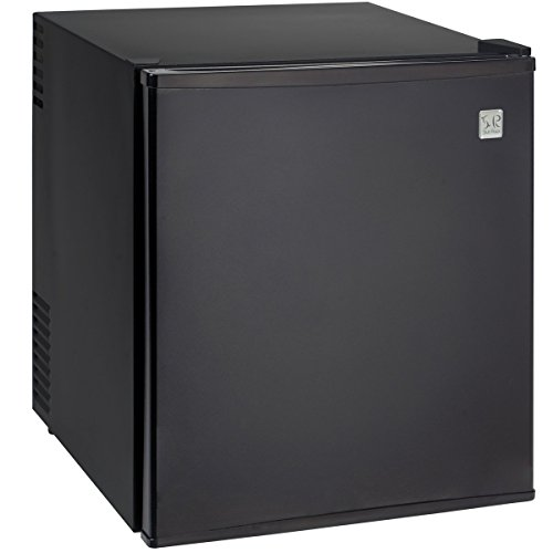 Sun Ruck (サンルック) 冷庫さん 冷蔵庫 小型 48L 霜取り不要 ペルチェ方式 ノンフロン 1ドア 一人暮らし 右開き ブラック