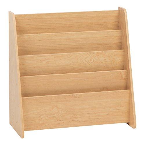 wooden book rack - 2