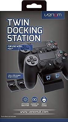 Accessoire Console Venom Twin Docking Station Vs2732