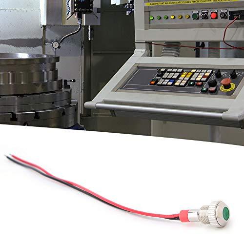 Lámpara, Modificación segura y duradera del automóvil, Instrumentación de ingeniería confiable y conmovedora para la modificación del automóvil(12V, green)