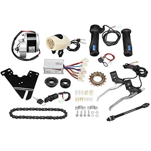 MagiDeal El Equipo de Encargo de La Conversión E del Motor Impulsor Eléctrico de La Bici Parte 250W 24V