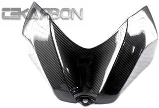 Tekarbon, Carbon Fiber Tank Cover, for Suzuki GSXR 600/750 (2006-2007), 2x2 Twill Weave