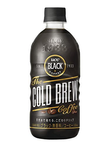 BLACK COLD BREW 500ml×24本 PET