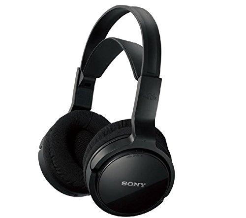 Sony MDR-RF811RK - Kopfhörer - Funk Stereo 270 g - Schwarz