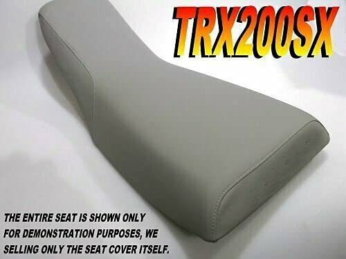 New Replacement seat cover fits New Free Shipping TRX200 Recommendation 1988 20 Honda TRX200SX SX