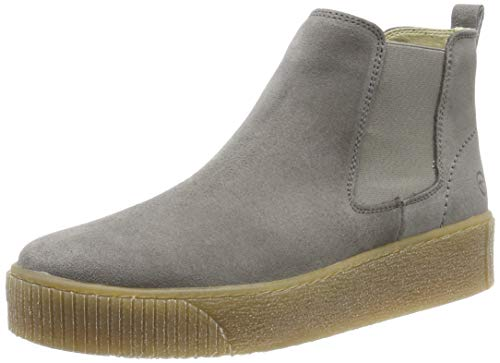 Tamaris Damen 1-1-25813-33 254 Chelsea Boots, Grau (Light Grey), 40 Eu