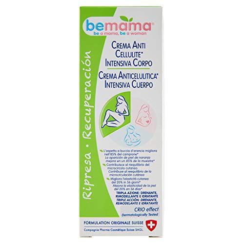 récupération - crème intensive corporelle anti-cellulite 150 ml