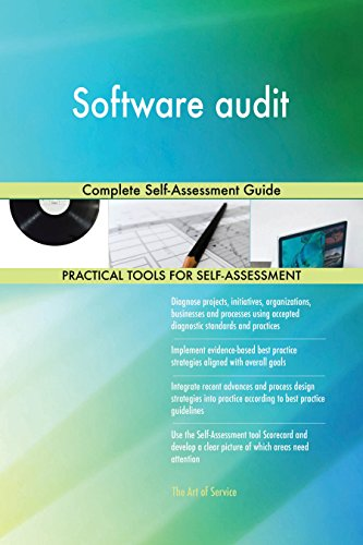 Software audit Complete Self-Assessment Guide (English Edition)