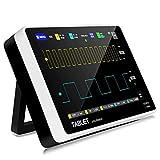 Osciloscopio digital para tableta de mano ADS1013D Osciloscopio de pantalla táctil de almacenamiento con 2 canales, ancho de banda de 100 Mhz, frecuencia de muestreo de 1GSa/s (ADS1013D Pro EU)
