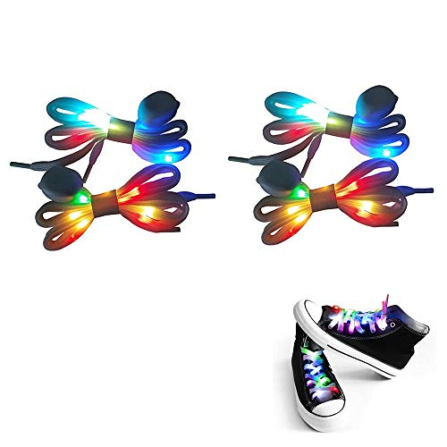 LED Light-up Shoe Laces