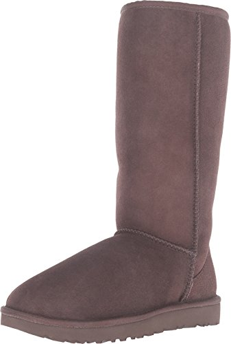 UGG Women's Classic Tall II Boot, Chocolate, 8